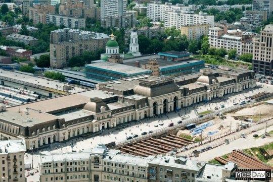 облик Павелецкой площади,