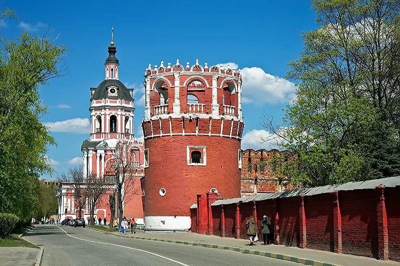 Донской монастырь был